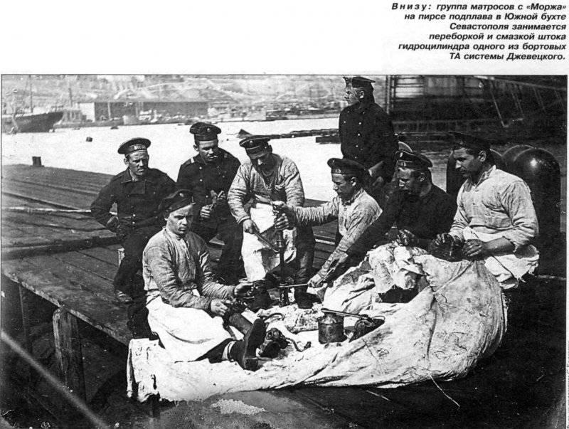 тюлень на подводной лодке фото