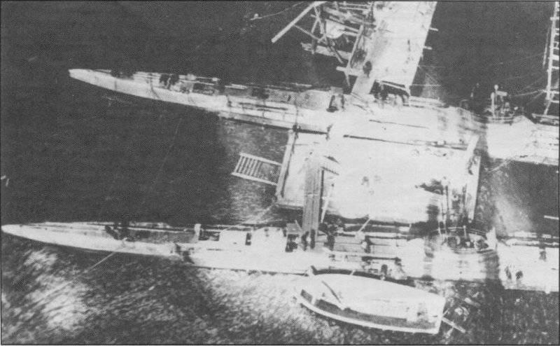 """Подводная лодка типа """"Барс"""""""