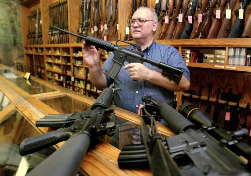 Оружейный рекорд американской «Чёрной пятницы»: пистолеты и дробовики против Обамы, ООН и зомби