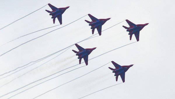 El comandante de los Swifts planea nombrar un piloto de Sokolov Rusia