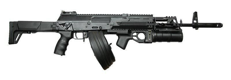 AK-12 - primeras pruebas completadas