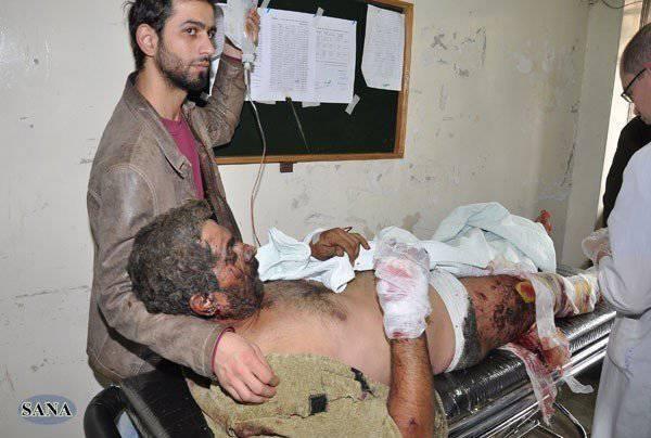 Кровавая «оппозиция» продолжает теракты и убийства