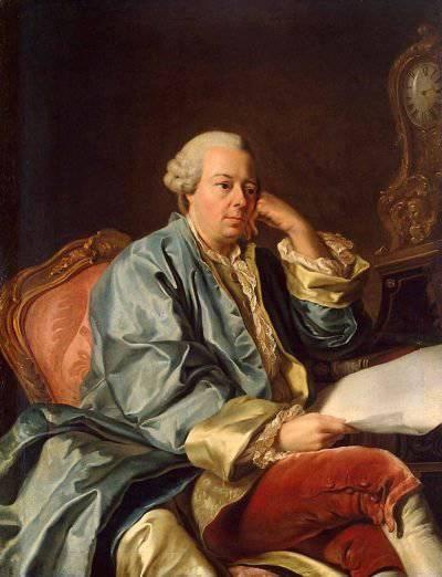 Ivan Ivanovich Betskoi - la figura de la Ilustración rusa