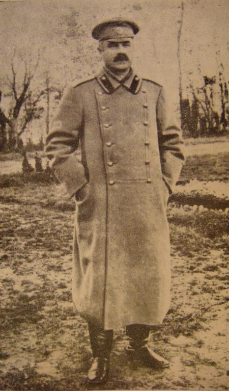 Ataman Kaledin y el ejército voluntario