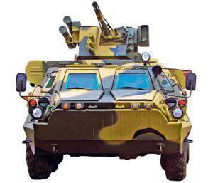 Украинская бронетанковая техника