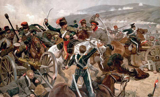 Как Англия любила Россию