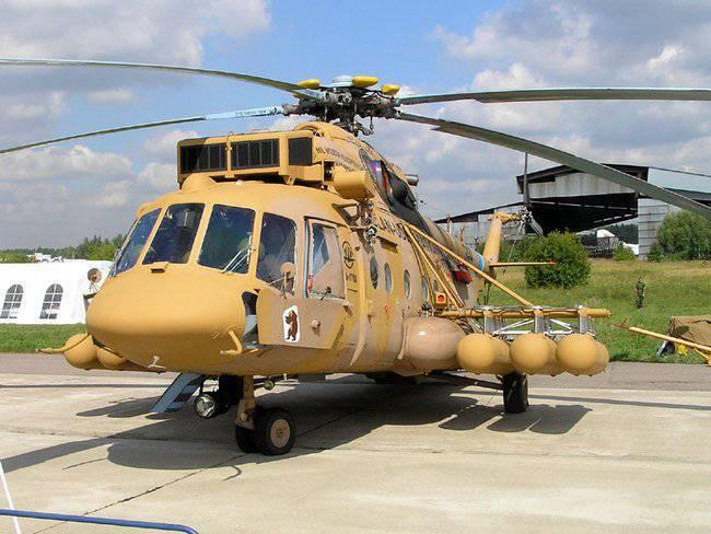 नाइजीरिया रूस में हेलीकॉप्टर खरीदता है