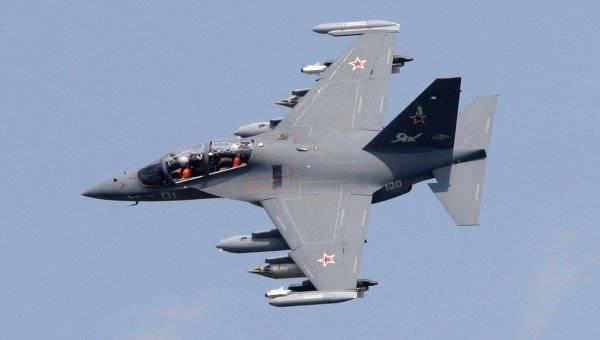 Air Force erhielt eine weitere Charge Yak-130 und einen neuen Simulator
