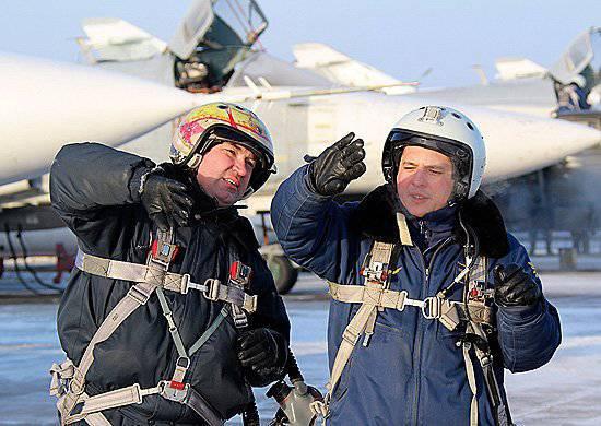 TsVO पायलटों ने फायरिंग और बमबारी के लिए 20% की वार्षिक योजना को पार कर लिया