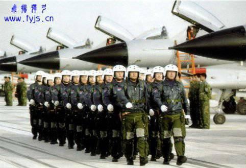 Fuerza aérea china: ¿una amenaza del sur?