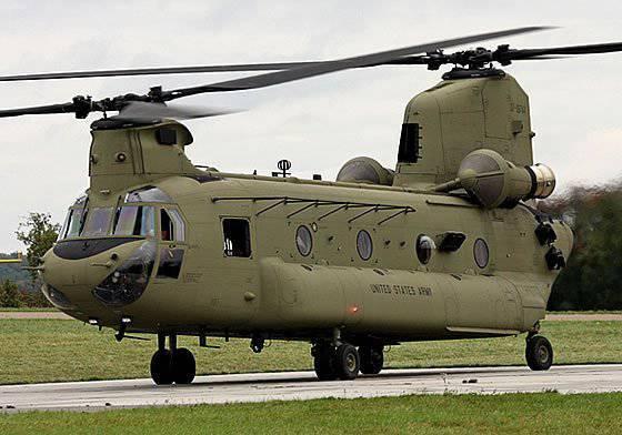 भारतीय रक्षा मंत्री ने भारी परिवहन हेलीकाप्टरों के लिए बोइंग च्वाइस विजेता की पुष्टि की