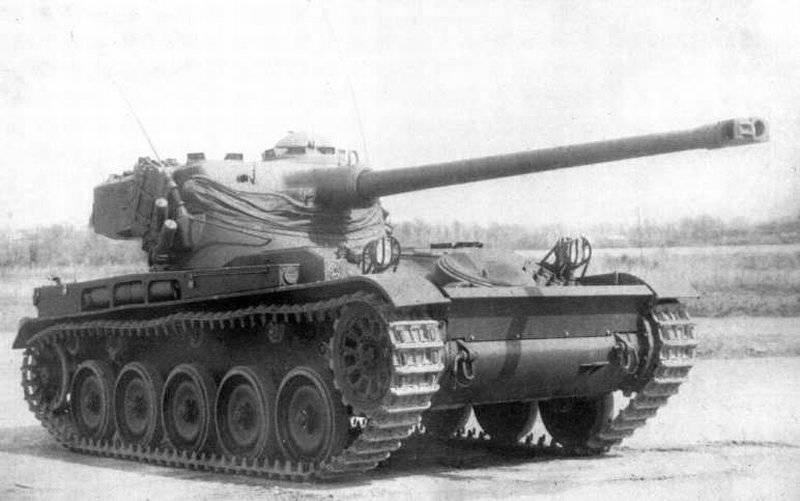 लाइट टैंक AMX-13