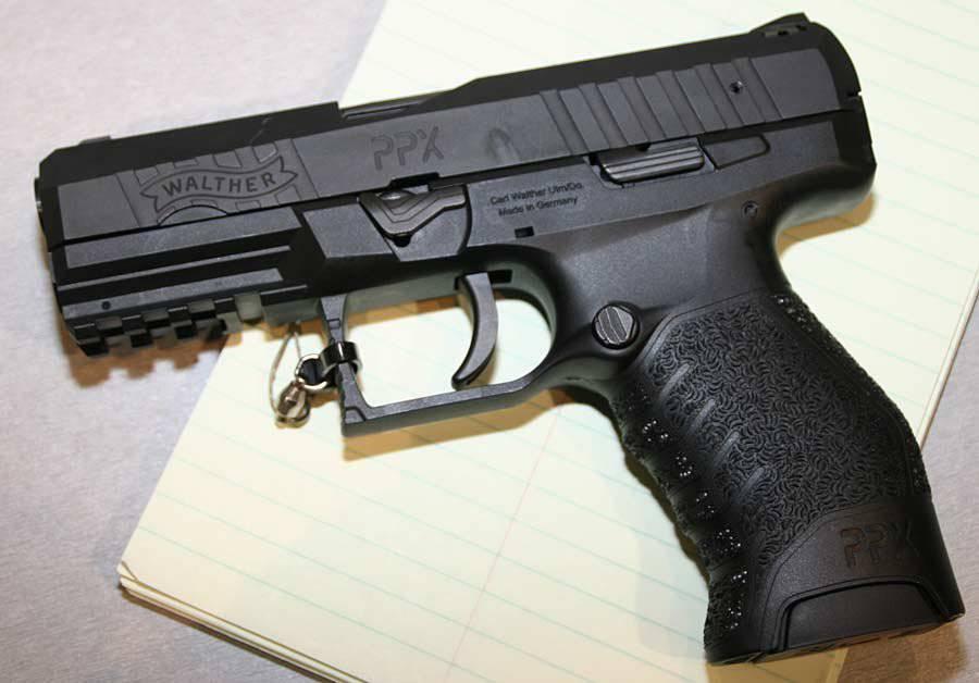 новый бюджетный Walther Ppx военное обозрение