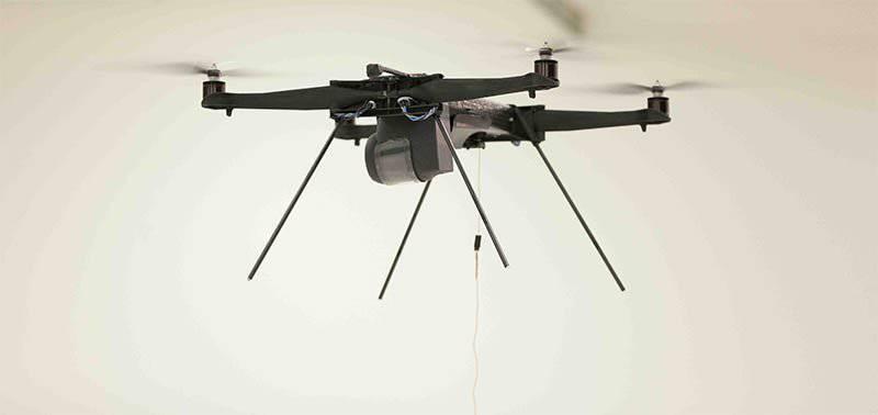 Перехватить дрон защита подвеса dji в домашних условиях