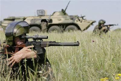 """Guardia Nacional de Rusia y la """"invasión siria"""": mañana nuestro ejército"""