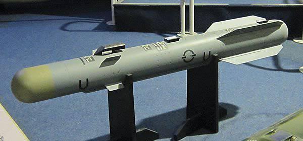 Misiles anti-buques de EE.UU. prometedores