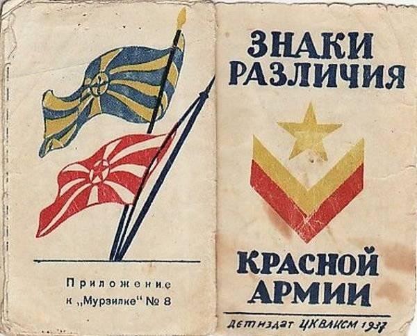 Antes de la guerra Murzilka