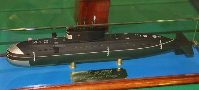 Las pruebas hidráulicas del submarino Rostov-on-Don del proyecto 06363 se llevan a cabo en Admiralty Shipyards