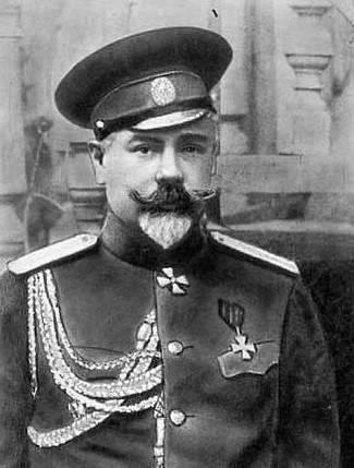 16 diciembre 1872 nació líder militar ruso, el general Anton Ivanovich Denikin