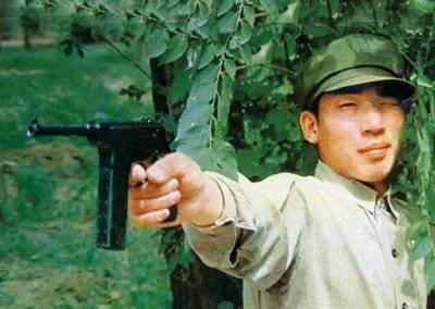 Пистолеты Китая (Статья III)