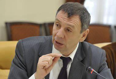 """El analista político Sergei Markov: """"Rusia es una gran potencia, por lo que no la dejará sola"""""""