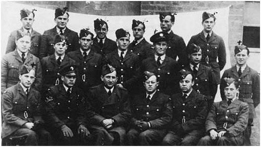 Formations tchécoslovaques pendant la seconde guerre mondiale