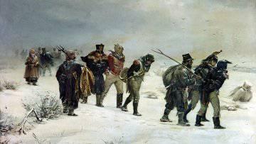 """Napoleón no fue derrotado por los rusos (""""Slate"""", EE. UU.)"""