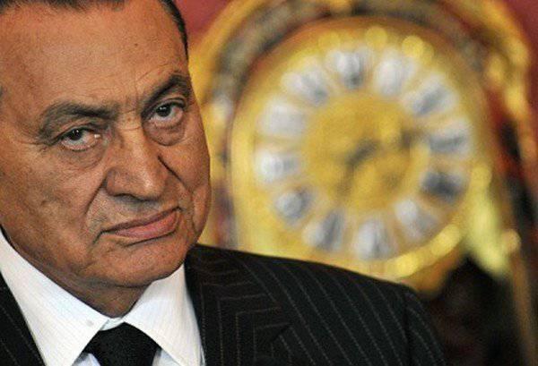 Políticos sin Olimpo político: Hosni Mubarak