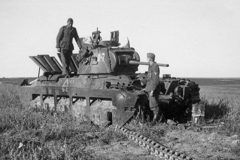 танк матильда фото