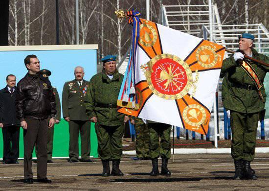 El comandante de las Fuerzas Aerotransportadas propuso un candidato para el rango de Regimiento Preobrazhensky
