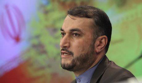 सीरिया में समझौते के लिए ईरान के प्रस्ताव