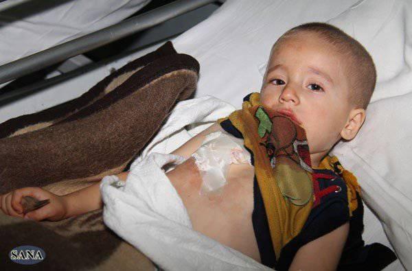 Siria: los niños y el terrorismo