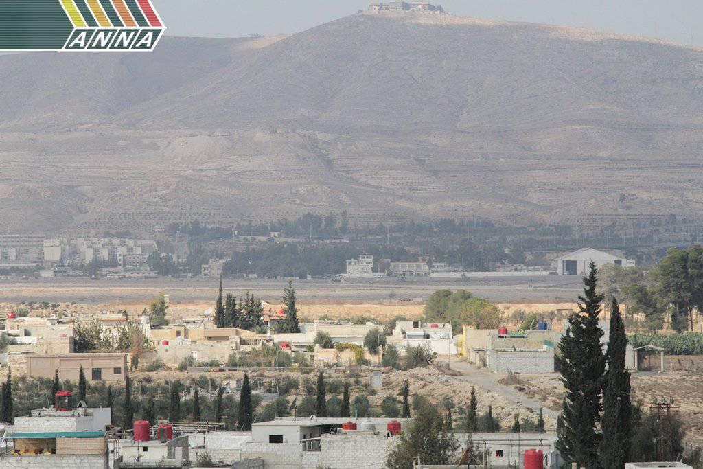 सीरिया युद्ध के दो पक्ष ...