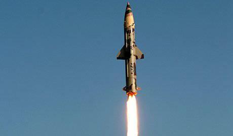 Indien hat die ballistische Rakete Prithvi-2 erfolgreich getestet
