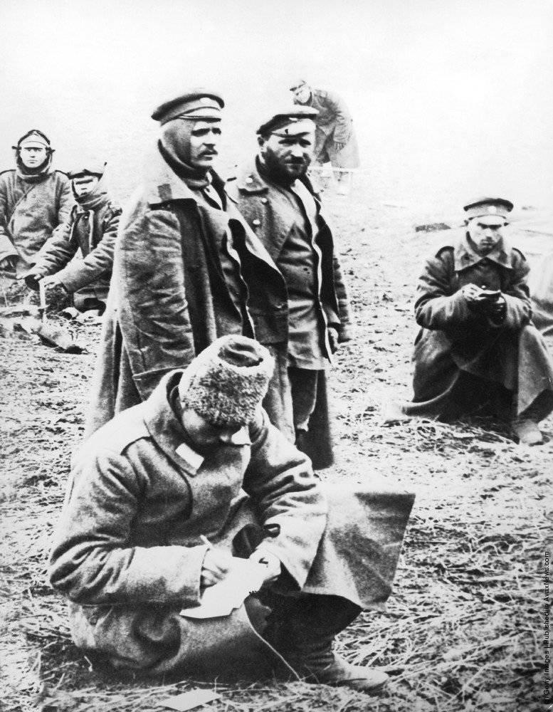 Первая мировая русские во львове