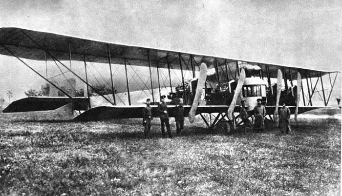 23 декабря 1914 года в России создали эскадру воздушных кораблей «Илья Муромец»