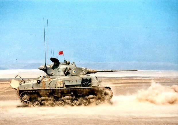 Танковый ленд-лиз. США
