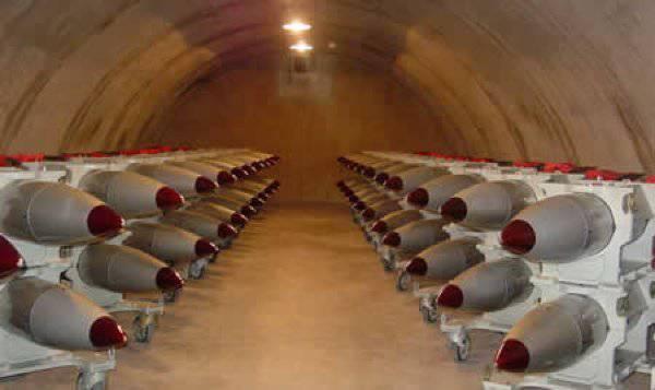 Instalaciones nucleares de Estados Unidos - en acceso a la red abierta