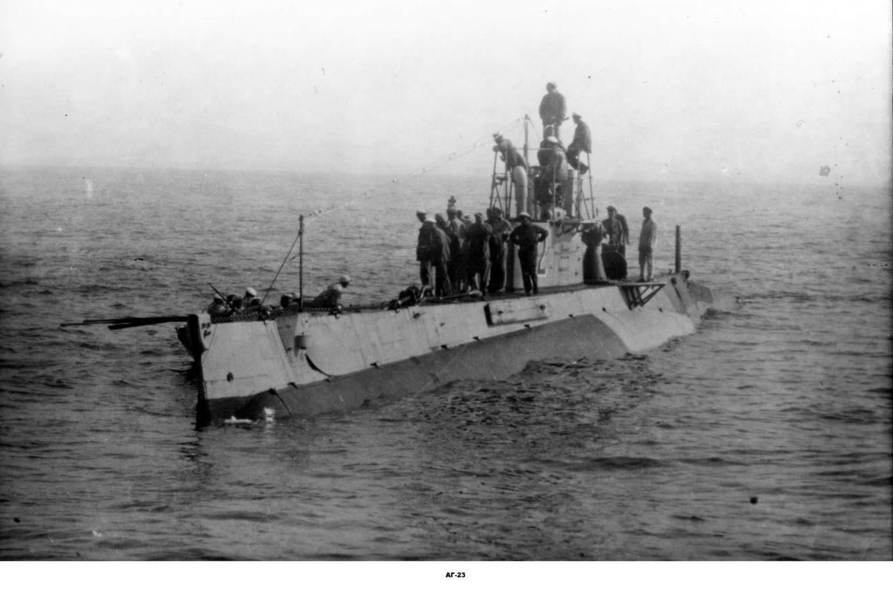 Ссср подводных лодок типа декабрист