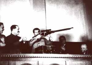 Stalin: recuerdos del futuro.