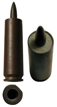 Armas domésticas silenciosas. Cartucho silencioso de Gurevich y armas para él.