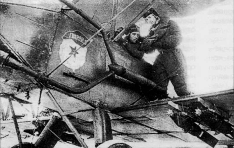 Dalla storia dei propri nomi degli aerei della Russia durante la guerra