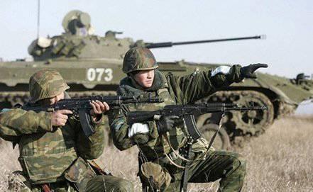 आधुनिक रूस में सेना की छवि