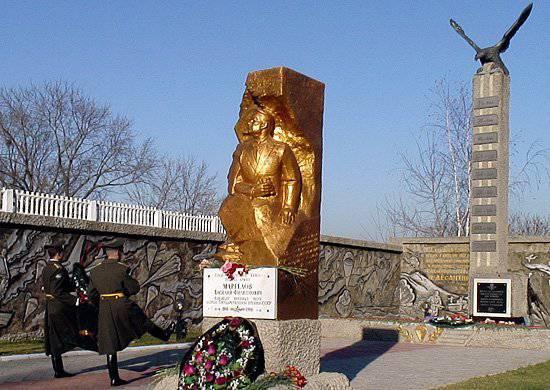 Los infantes de marina honrarán la memoria del legendario comandante de las Fuerzas Generales Aerotransportadas del Ejército Vasily Margelov