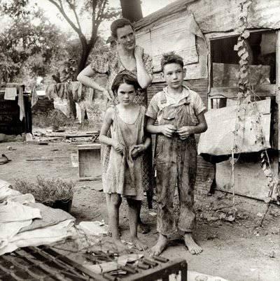 Голодомор в США в 30-ые годы XX-го века: за и против