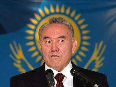 The controversial Nazarbayev