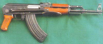 """Polonyalı """"akrabalar"""" Kalaşnikof saldırı tüfeği"""