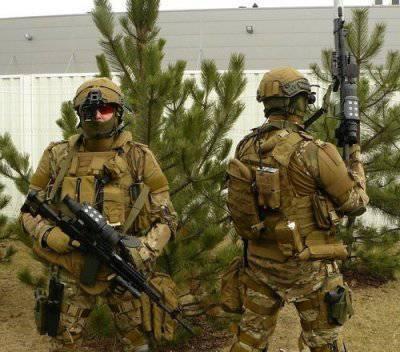Польский вариант оружия и снаряжения солдата XXI века
