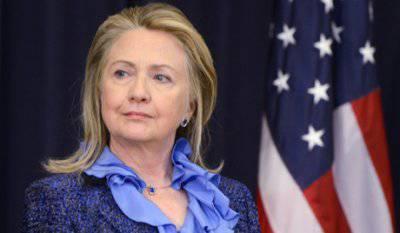 Хиллари начинает и… проигрывает
