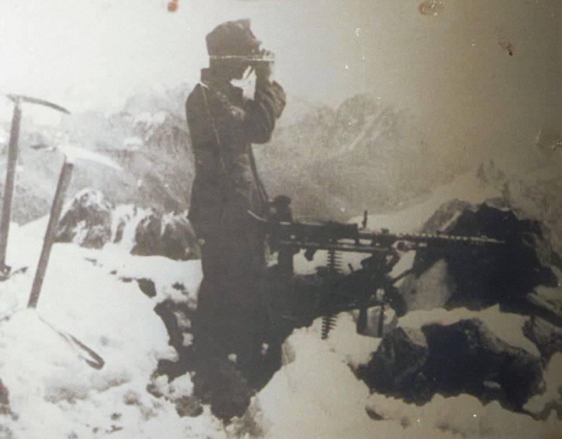 К 70-летию битвы за Кавказ (оборонительный этап с 25 июля по 31 декабря 1942 г.). Часть 2